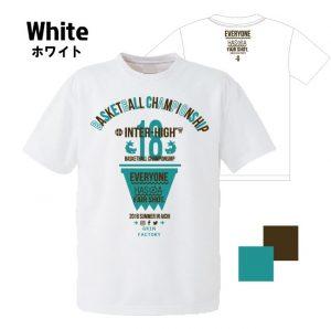 2018インターハイTシャツ