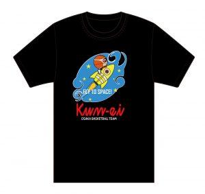 2019インターハイバージョンTシャツ