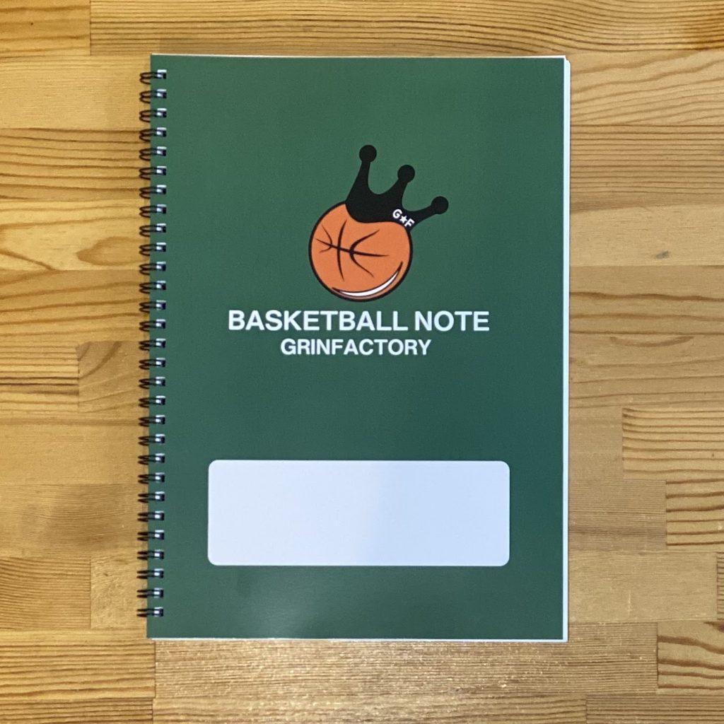 ニューバスケノート