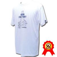 バスケットボールTシャツ「GRIN君」